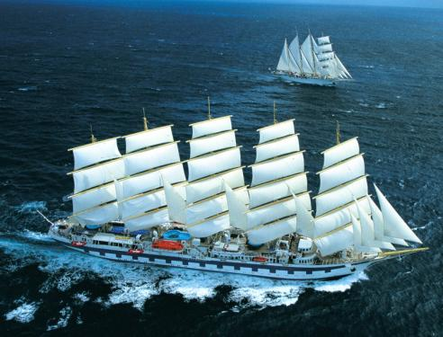 The Royal Clipper3