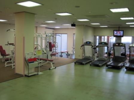 トレーニングジムIMG_0093