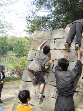 石垣登りIMG_0741