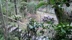 東京のお庭