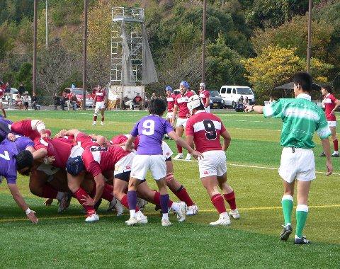2009・甲南大学ラグビー部