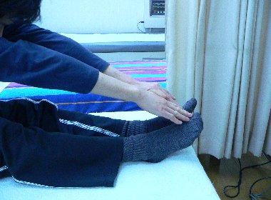 平成22年3月17日田之上さんのすべての治療を終えた後