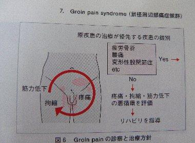 Groin Pain症候群