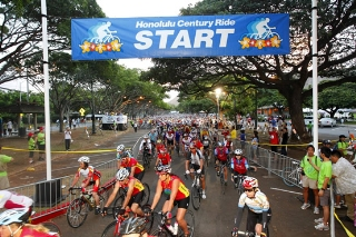 Honolulu Century Ride