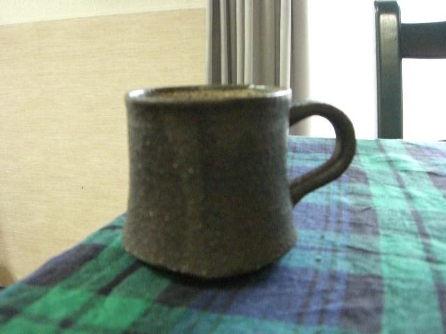 小谷田さんのマグカップ