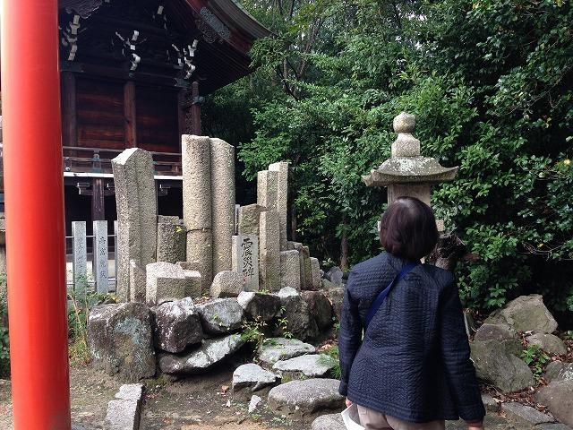 IMG_8056●宝塚神社。宮司さんが阪神淡路大震災後にモニュメント