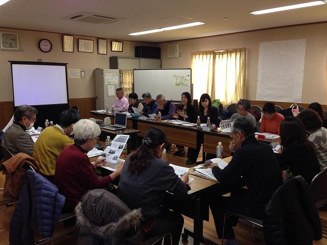 コミュニティ西山創造会議20131124
