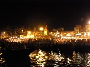 ganga evening