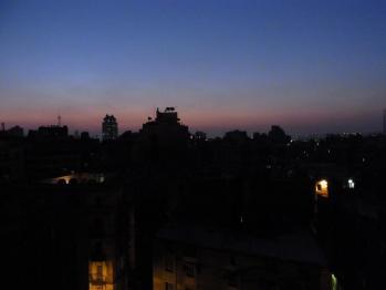 カイロの夜明け