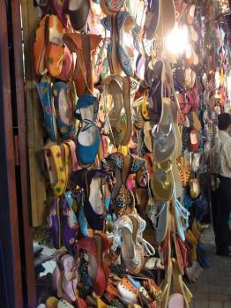 モロッコ靴屋