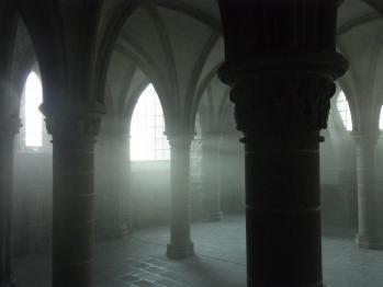 夜モンサン霧の部屋