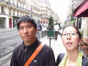 パリ最後お散歩