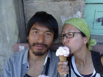 Joromeアイス