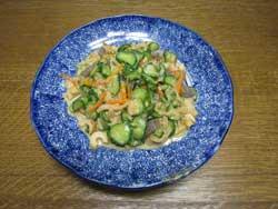 今日のお料理4