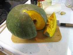巨大かぼちゃ2