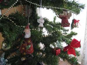 クリスマス(オーナメント)