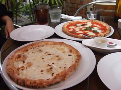 PIZZA SALVATORE CUOMO(ピザ サルバトーレ クオモ) ピザランチ