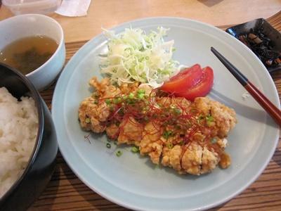 hanabi(ハナビ)  鶏から揚げランチ