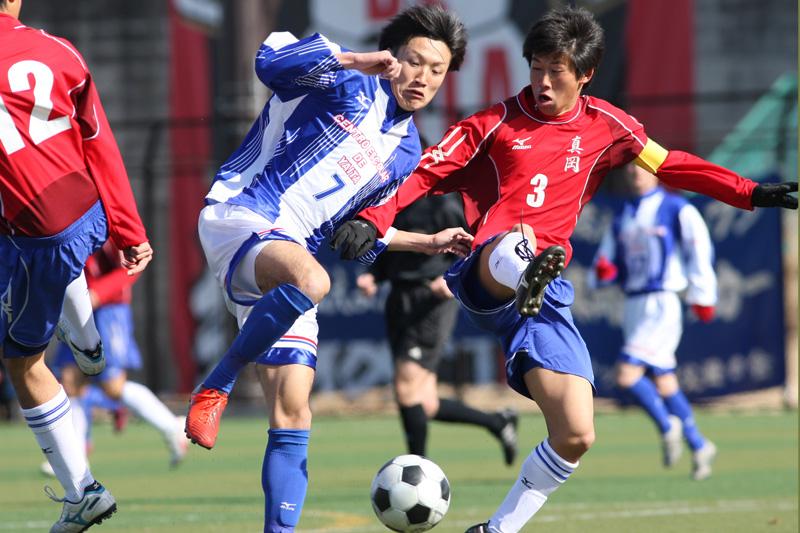 栃木県高校サッカー新人大会決勝