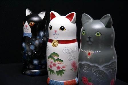 猫マトリョミン