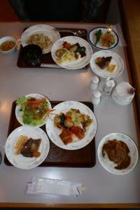 倉敷国際ホテルレストラン1