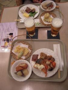 岡山シティホテルレストラン