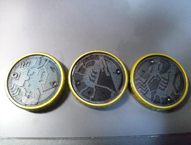 オーメダル20