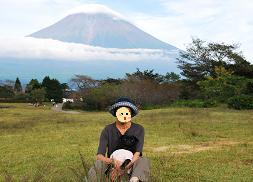 富士山ともう1枚