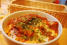 豚トマト丼