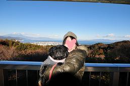 駿河湾と富士山と・・・
