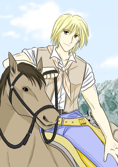 初描きカイザー(20050531)