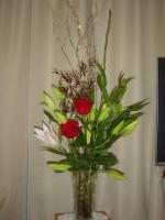 正月の花2