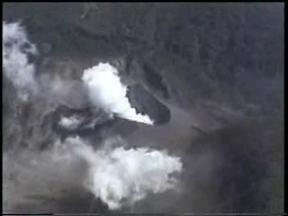 有珠山噴火 2000年 その6