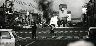 パトロールカー 発火 その2