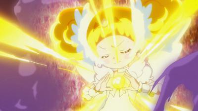 絶望の中に挿す一筋の希望の光が…プリキュアをバッドエンドから救い出せるはずでござる!