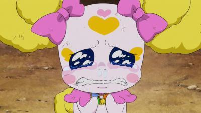 キャンディもみゆきと同じ…ウルトラハッピーをみんなで分け合いたいクル……