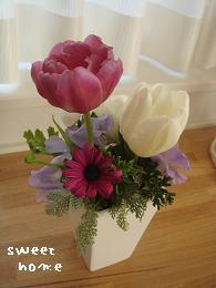 お花~披露宴