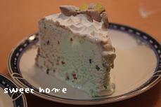 ケーキ側面