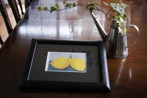 gori さんの檸檬の絵