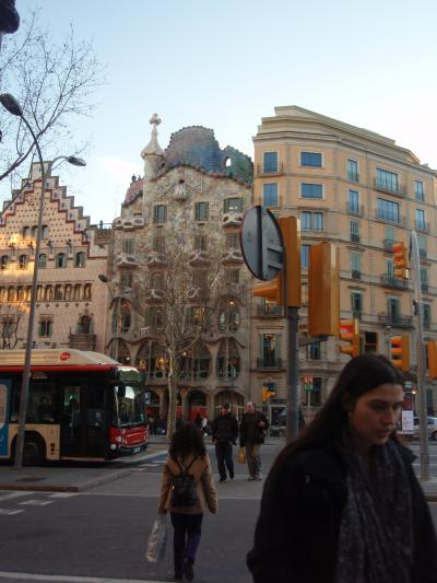 バルセロナ ガウディ2