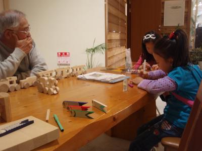 吉田さんと子供達