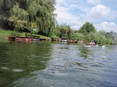 2010.8.9 リュブリャーナ川