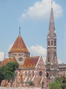 2010.8.11 ブダペスト 教会