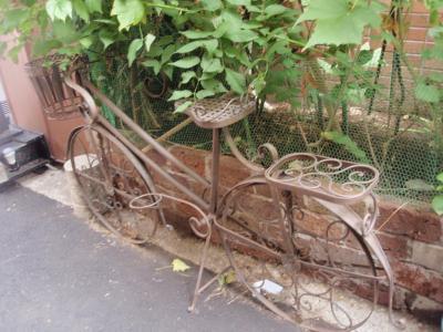 2010.10.16 月島 アンティック 自転車