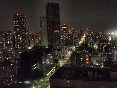 2010.10.16 月島 夜景