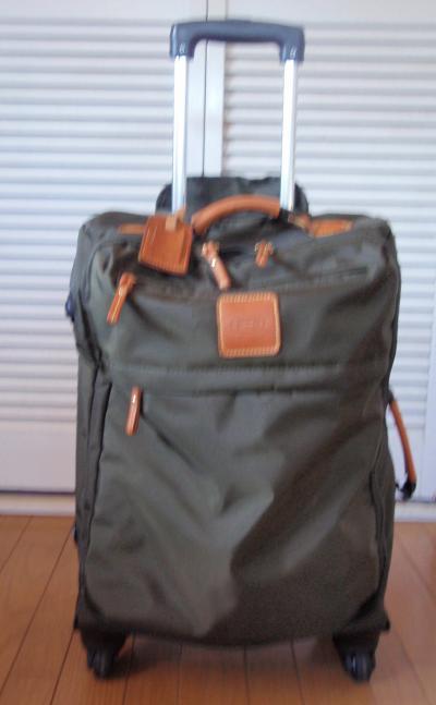2010.11.1  ブリックス スーツケース