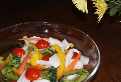 2010.11.16 野菜の酢漬け