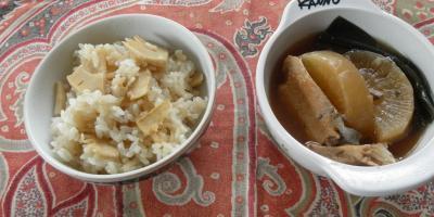 2011.2.16  お昼ごはん