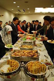 ラオス大使館パーティー2