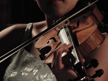 バイオリンニスト1
